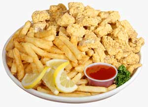 Famous Catfish Nuggets